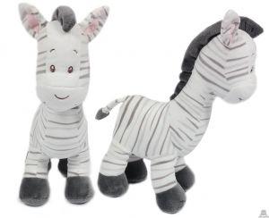 Staande Zebra 33 cm