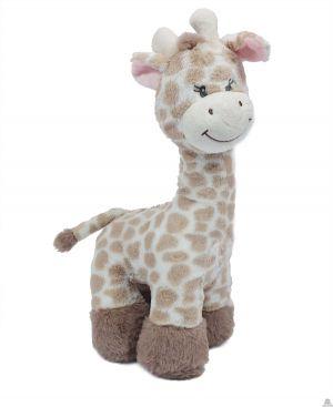 Staande pluche Giraffe 36 cm