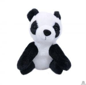 Zittende pluche Panda 11.5 cm