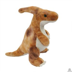 Pluche staande Dinosaurus Bruin 30 cm