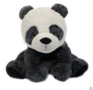Zittende pluche Panda 45 cm