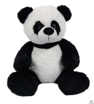 Zittende pluche Panda 31 cm