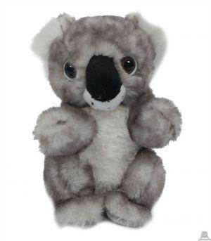 Zittende pluche Koala 16 cm