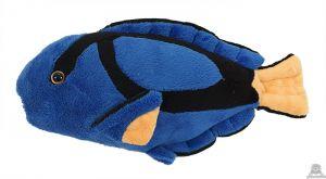 Pluche Vis Blauw 25 cm