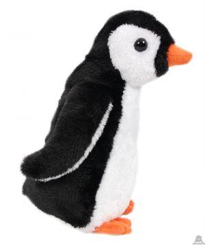 Staande pluche Pinguin 26 cm