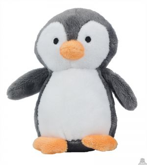 Staande pluche Pinguin 14 cm