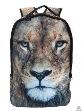 Stoere Rugzak Leeuw