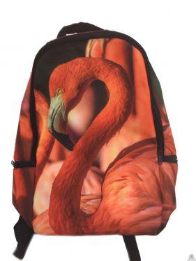 Stoere rugzak Flamingo